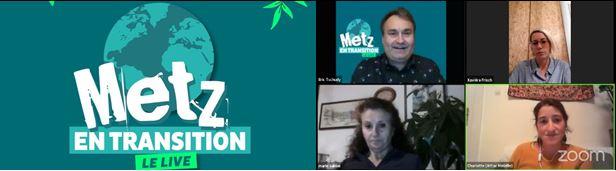 Metz en Transition – Le Live : Amazon, pas dans ma zone !
