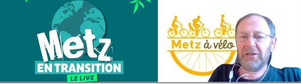 Metz en Transition – Le Live : le vélo à Metz Métropole