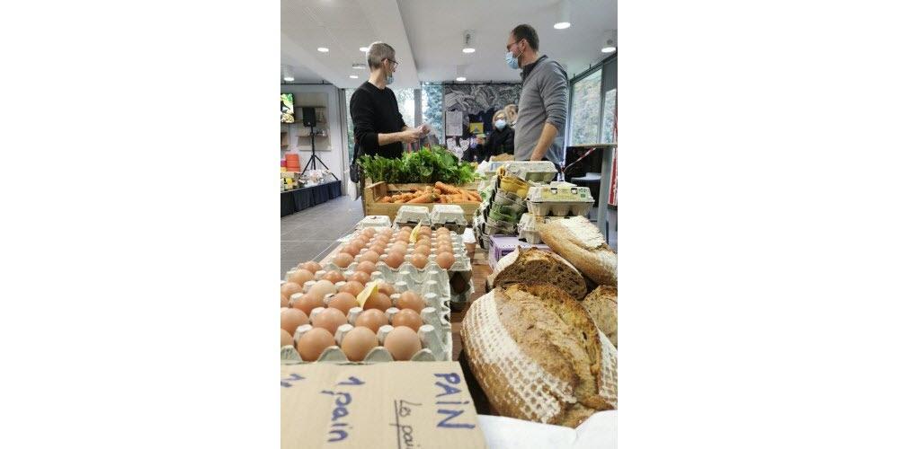 Bientôt un supermarché coopératif au centre-ville ! (RL du 30/10/2020)