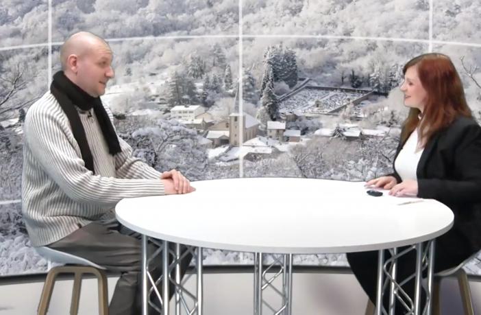 Ouverture de la troisième Trucothèque à Metz, Yann Porte de Motris vous donne des explications sur Mirabel TV