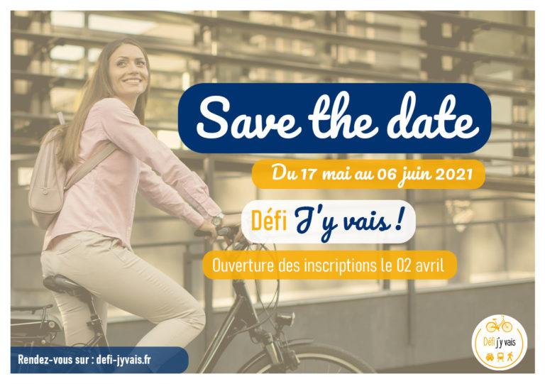 """Défi """"Au boulot, j'y vais à vélo"""", c'est parti !"""