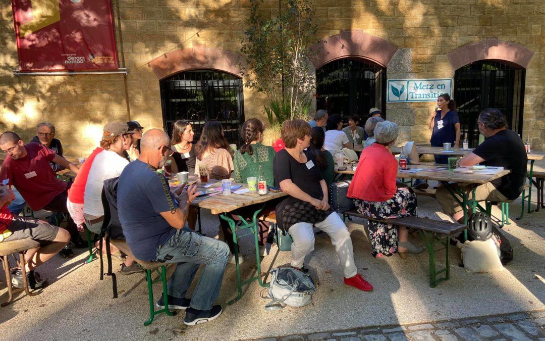 La MAEC – Metz en Transition lance les Apéros de la Transition !