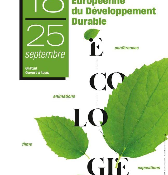 La  Semaine Européenne du Développement Durable à Metz